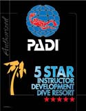 Diving Croatia: PADI 5 star IDD center