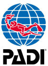 Croatia Diving: PADI Logo